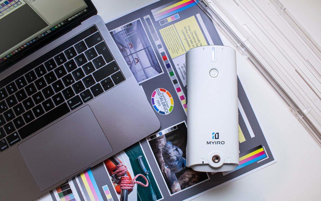 MYIRO-1: Was kann das neue Spektralfotometer?